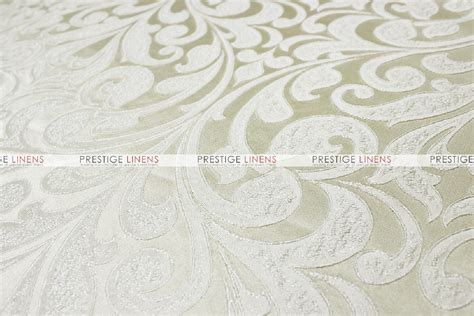 damask table linens delta damask table linen ivory prestige linens
