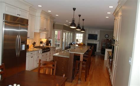 galley style kitchen with island galley kitchen ideas with an island drinkware appliances