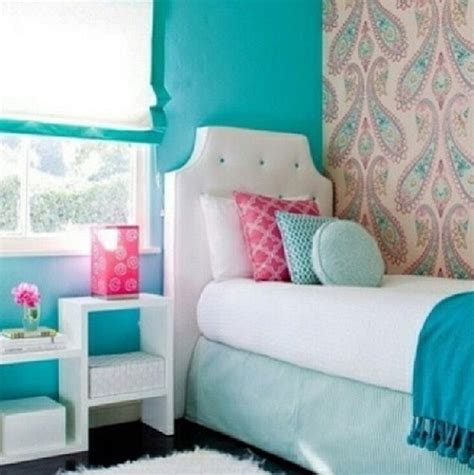 Teal And Pink Bedroom pink and teal room ellison s bedroom