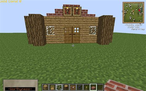 hamster s minecraft building tips 1 improving your house hamster s minecraft building tips 1 improving your house