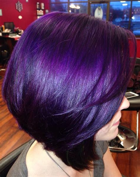joico hair color with joico kpak cobalt blue and magenta stylist