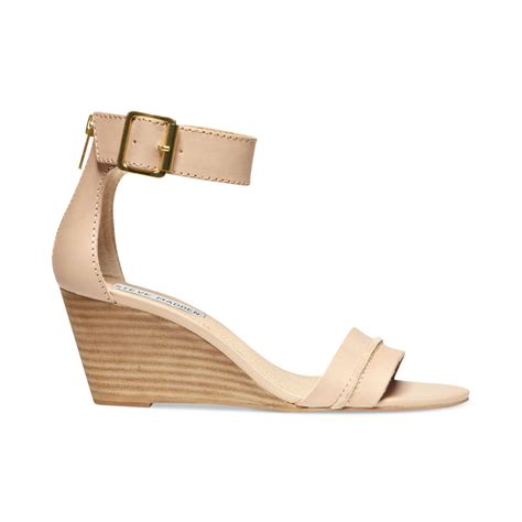 Wedges Simple Moka 1 steve madden womens sandals with simple creativity in uk