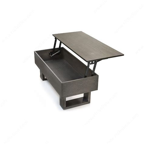 coffee table lift mechanism