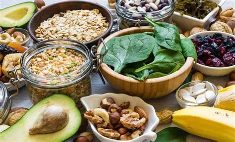 en que alimentos esta el magnesio 10 alimentos ricos en magnesio y sus beneficios para la salud
