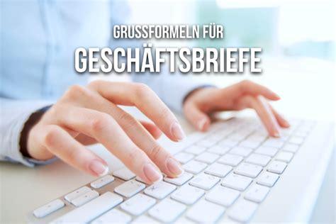 Mit Freundlichen Grüßen Oder Mfg Gru 223 Formeln F 252 R Gesch 228 Ftsbriefe Sch 246 Ne Gr 252 223 E