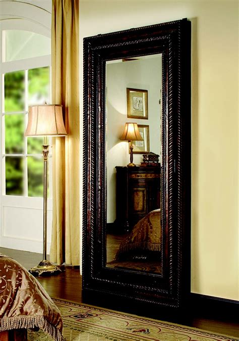 Bedroom Mirror With Jewelry Storage 17 Best Ideas About Floor Length Mirrors On