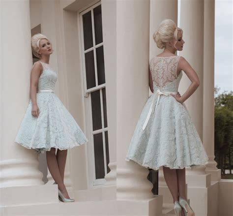 simple tea length wedding dresses vintage style simple wedding dresses popular tea length