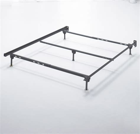 bed frame rail cl signature design by ashley frames and rails queen bolt on
