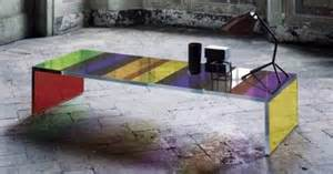 Colorful Coffee Tables Cool Modern Glass Coffee Table Designs And Creative Ideas