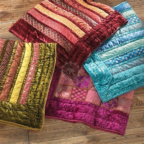 Sari Patchwork - 21 ways to repurpose your favorite sarees and