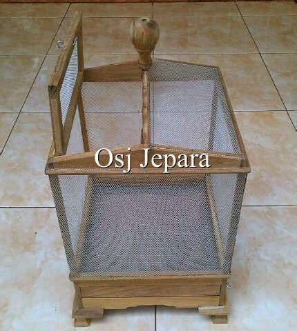 Oriq Jaya Kandang Sangkar Jangkrik sangkar burung osj jepara jaya bird cage osj jaya bird
