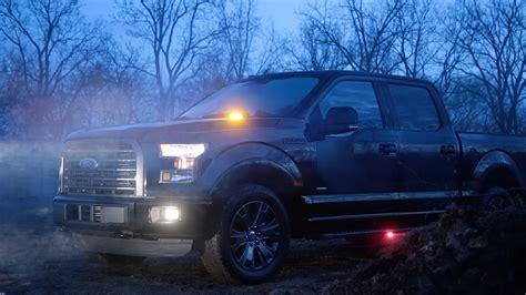 led lights for ford f150 ford f 150 gets factory installed led strobe warning