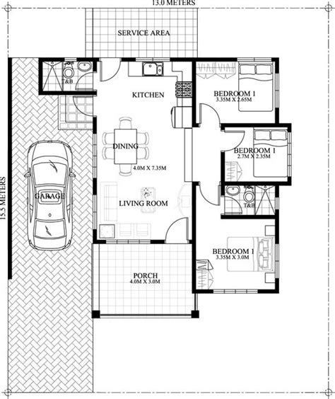 area of a floor plan small house floor plan jerica pinoy eplans