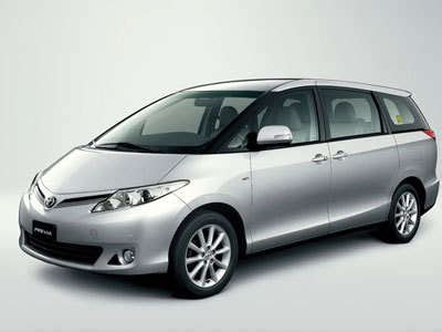 Toyota Previa Review Top Gear Toyota Previa For Sale Price List In The Philippines
