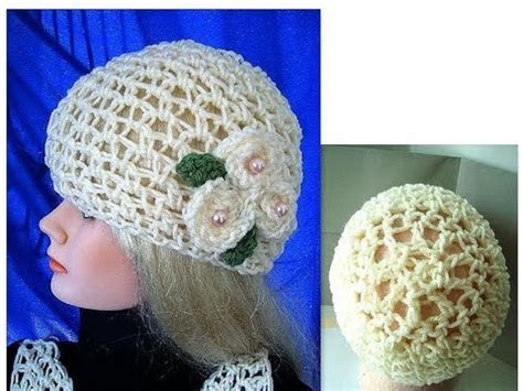 crochet summer mesh hat, adult size, how to diy, free