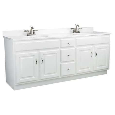 design house concord vanity design house 541086 concord white gloss vanity cabinet