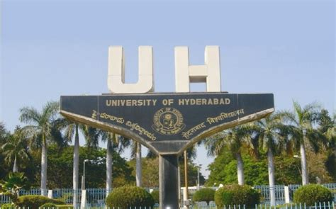 Villa College Hyderabad Mba Fees by Of Hyderabad Uoh Hyderabad Images