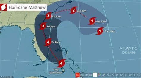 live coverage hurricane matthew hits florida knocks out