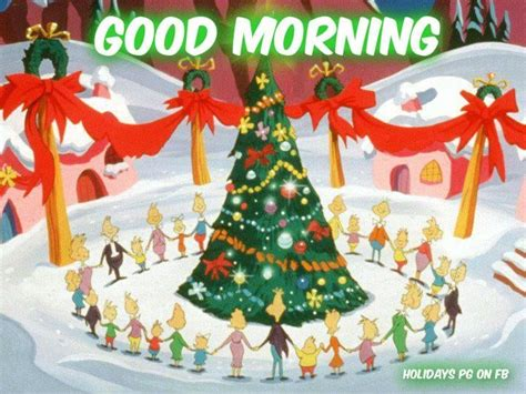 grinch good morning quote pictures   images  facebook tumblr pinterest