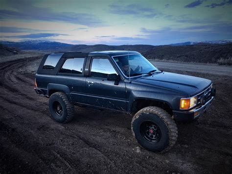 88 Toyota Parts Wtb 1st 88 4runner Lots Of Parts Toyota