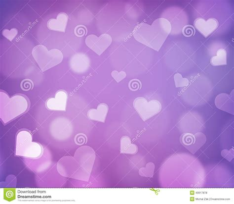 themes purple love the gallery for gt light purple hearts background