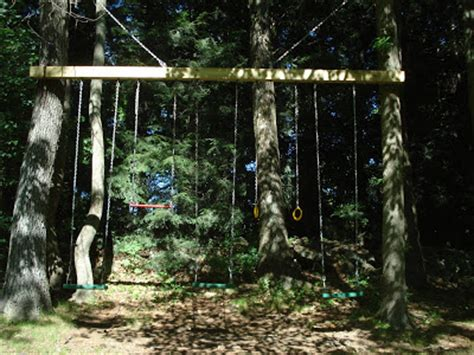 swing attached to tree pecchia swing set