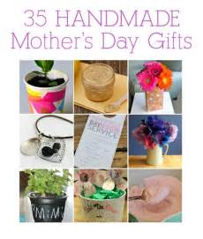 tot school tuesday 35 handmade mother s day gifts see