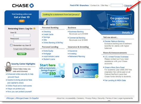 Chase Sweepstakes - chase bank archives page 5 of 6 finovate