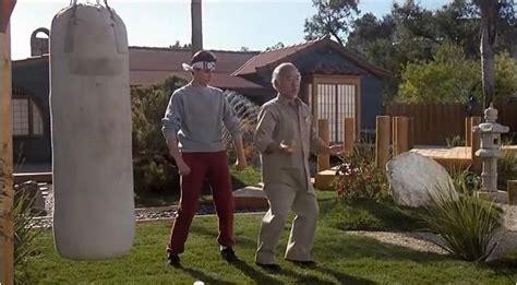 mr miyagi backyard mr miyagi s house from quot the karate kid quot iamnotastalker