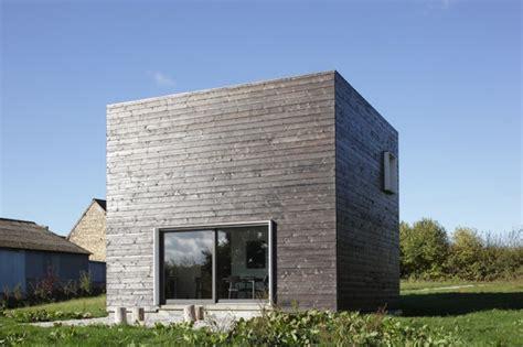 Minimalist House maison cube