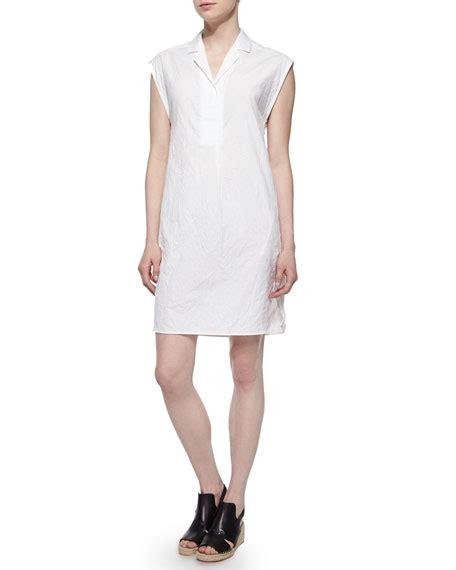 Yoku Dress V rag bone baron dress white neiman