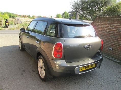 Mini Cooper 4x4 Countryman by Used 2011 Mini Countryman 1 6 Cooper D All4 4x4 5dr For