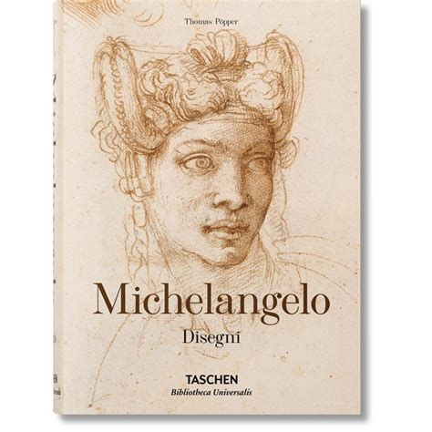 libro michelangelo basic art series michelangelo disegni taschen libri it