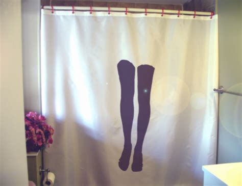 sexy curtains legs tights stockings shower curtain sexy lingerie fetish