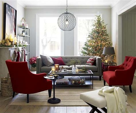 Crate And Barrel Living Room by Crate And Barrel At The Holidays