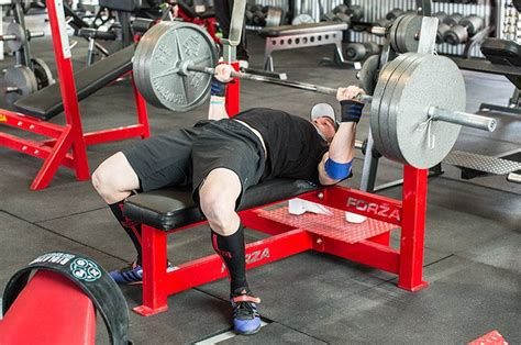 most weight ever bench pressed how to bench press the complete guide
