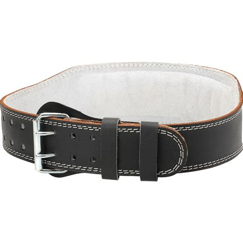 valeo 4 inch leather lifting belt