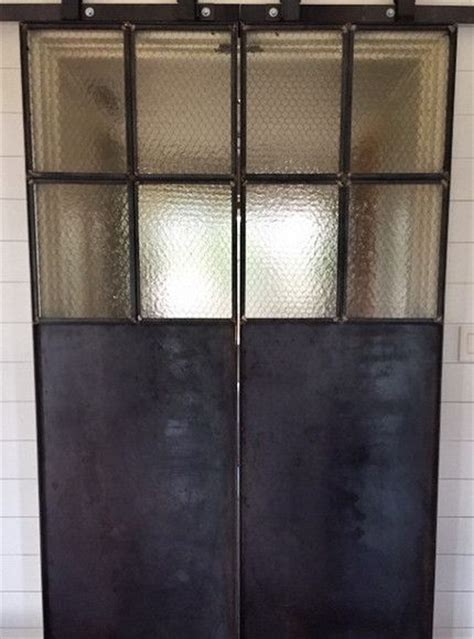 Industrial Closet Doors 25 Best Ideas About Industrial Door On Shop Doors Industrial Interior Doors And