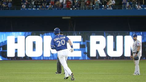 blue jays home run montage set to johnny is awesome