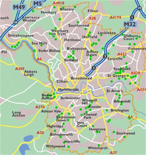 map uk bristol maps of bristol united kingdom free printable maps