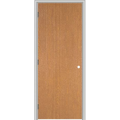 18 inch doors interior shop reliabilt flush hollow no skin lauan right