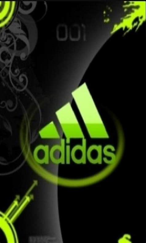 adidas mobile wallpaper hd green adidas logo nokia mobile wallpapers 480x800 hd