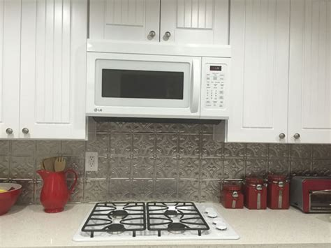 aluminum backsplash kitchen kitchen page 6 dct gallery
