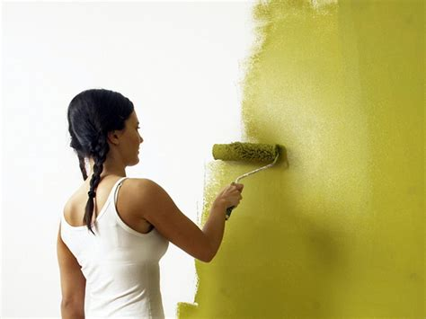 how to paint a wall using a roller the best technique interior painting tips diy