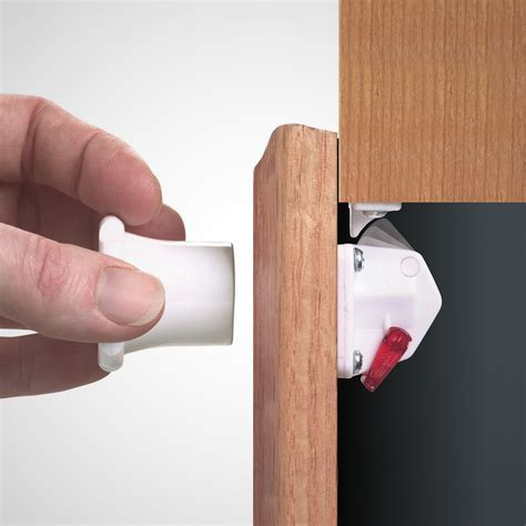 fancy child proof magnetic cabinet locks