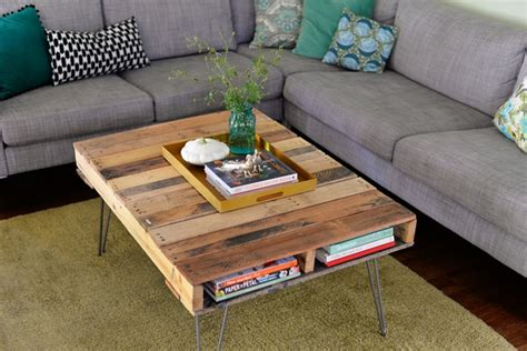 Coffee Table Diy Ideas 16 Diy Coffee Table Ideas And Projects