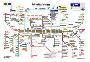 Germany Train Map by Train Map On Postcard Munich Germany Chroniclesofemilia