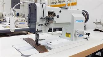 Upholstery Sewing Machine Reviews by Leather And Upholstery Machines Consew P1255rb Walking