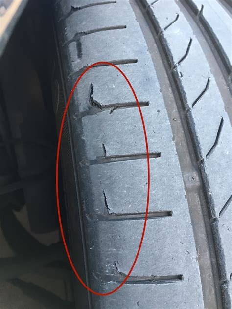 alignment wear on tires front inner tire wear mbworld org forums