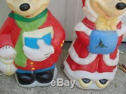 34 disney mickey minnie mouse lighted christmas outdoor